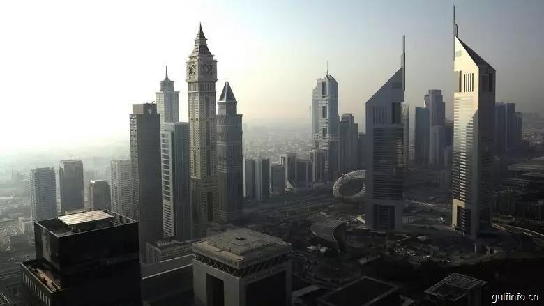 迪拜位居建筑大城市之首