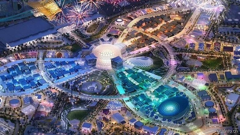 """2020迪拜世博会各国展馆揭幕,美国馆竟然与中国馆""""撞衫""""了?(下)"""