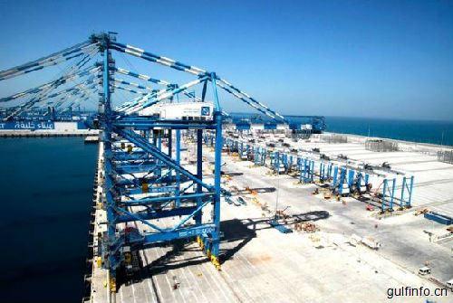 阿布扎比港务局宣布投资38亿迪拉姆扩建哈利法港