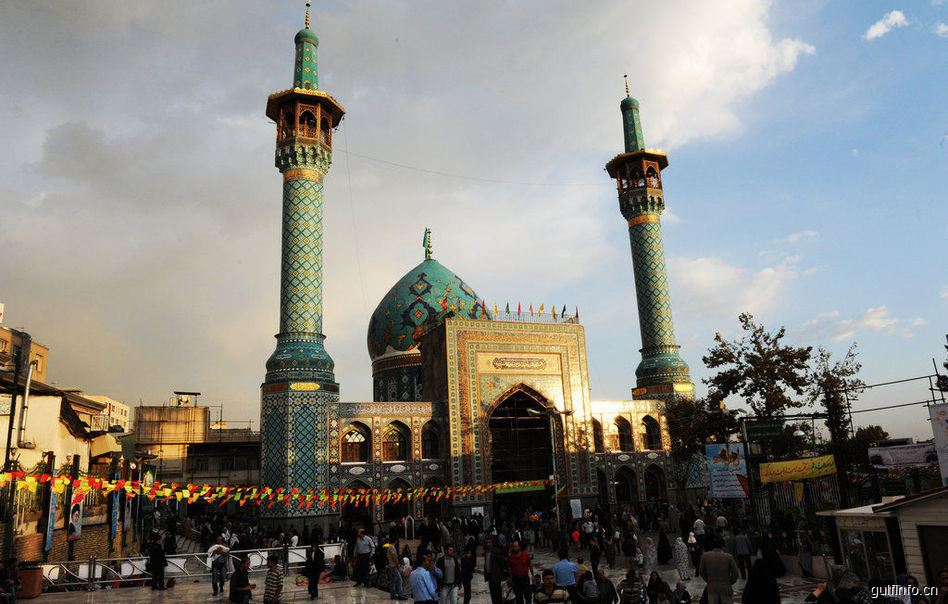 伊朗德黑兰63%的居民缺乏卫生和医疗用品