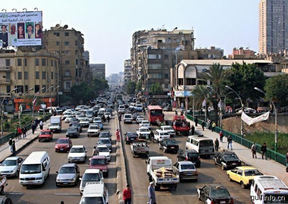 开罗开通7条环保公交线路