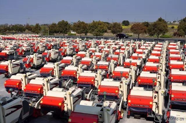 中东地区近年来的拖拉机市场发展情况浅析