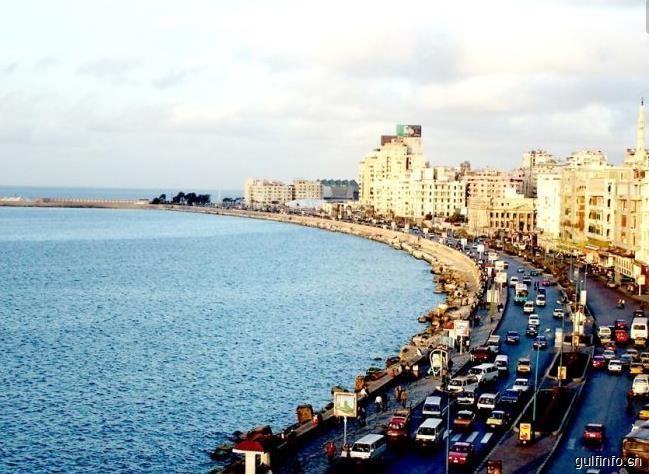 2020年1季度中国对埃及出口增长2.52%,进口下降11.22%