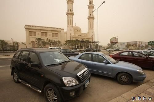 7月份埃及汽车市场销售额同比增长14.4%