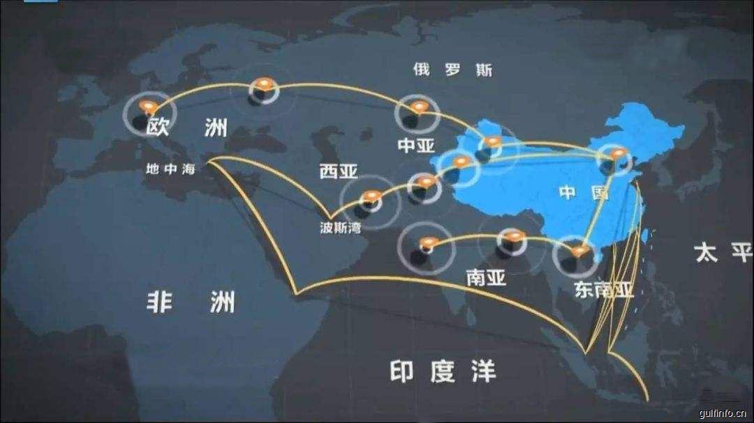 """商务部:2020年1-9月中国企业对""""一带一路""""沿线国家投资增长29.7%"""