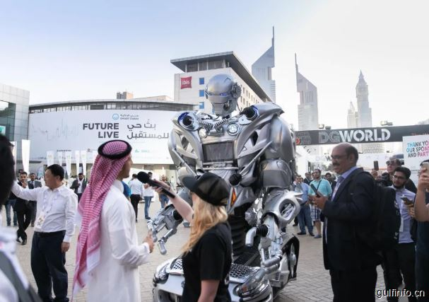 12月6日起,迪拜世贸中心Gitex 2020科技线下展重磅回归