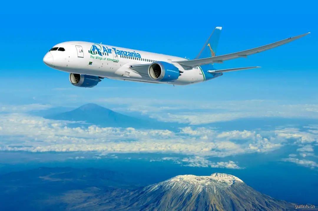 中国与坦桑尼亚间首条直航航线已于3月20日开通