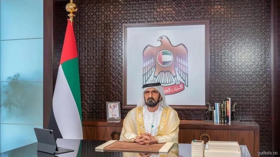疫情后续:迪拜酋长简化了政府机构来提高效率