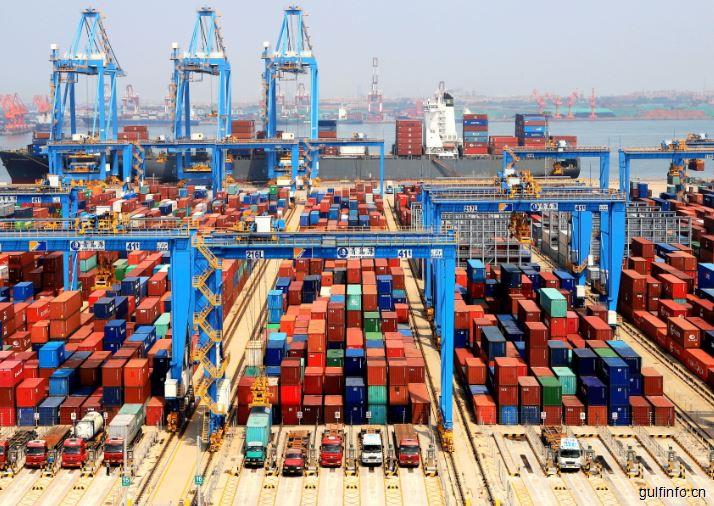 前4月 货物贸易进出口同比增长28.5%