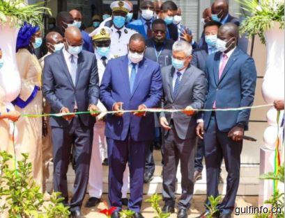 塞内加尔总统出席塞国家数据中心启用仪式 感谢中方提供支持