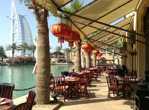 迪拜中餐厅—卓美亚古堡酒店 郑和餐厅
