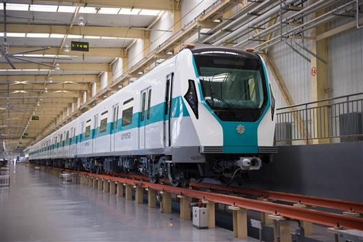 中车大连公司再次出口伊斯法罕地铁车辆