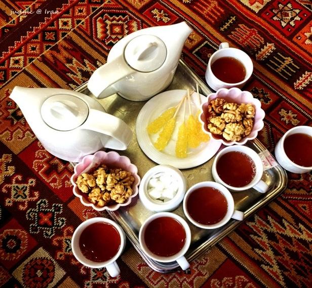 浅谈伊朗茶文化
