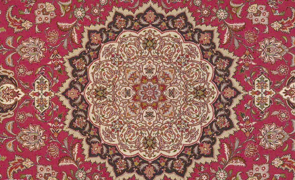 伊朗文化之旅——波斯地毯