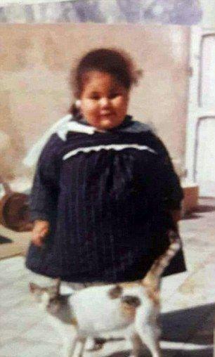 世界最胖女子重半吨 已有25年没下过床